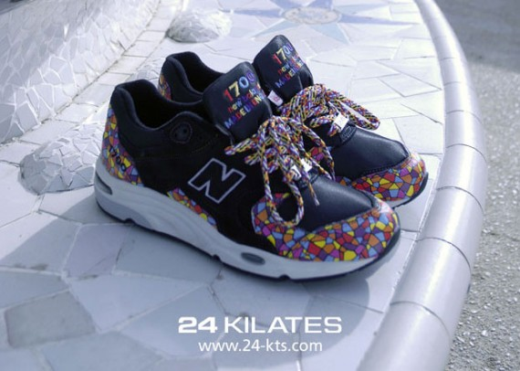 Les sneakers et l'art – Nike Dunk Mondrian, Low Pro Paris, New Balance 1700 24 Kilates, Reebok Andy Warhol
