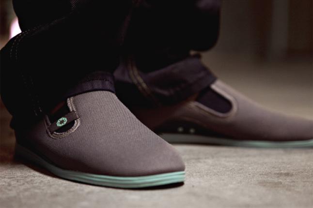 Le retour de la marque de chaussons urbains, Bagua (Krutno et La_Rob) – Collection printemps 2011