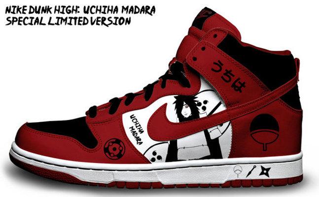 Bleach Nike Shoes