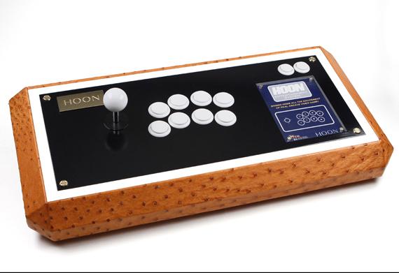 Joystick de luxe Hoon x Neo Legend une petite révolution dans l'univers des jeux vidéo ?