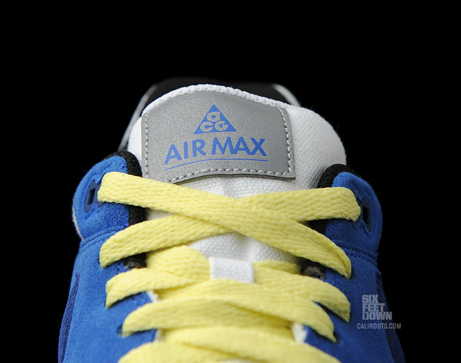 Sneakers à acheter – Nike Air Max 1 ACG Varsity Royal Blue
