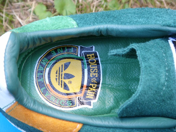 Sneakers de collection – Adidas Campus 80's House Of Pain – St Patrick