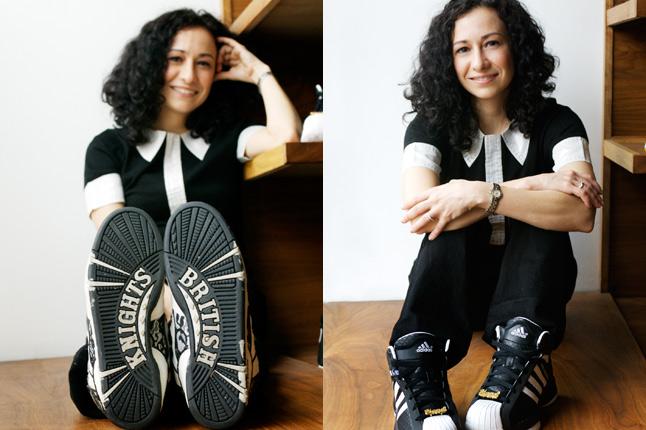 les-femmes-et-les-sneakers