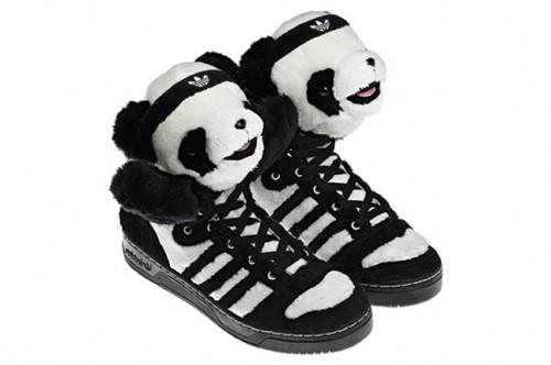 Panda Hommes Adidas Basket chaussures Garcon H2WEDIY9