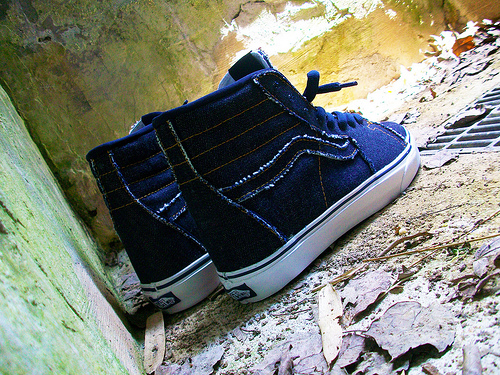 the-menace-fully-laced-custom-selvage-denim-Vans-Sk8-Hi-custom-4