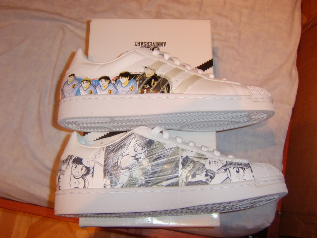 chaussures de sport bf329 8f054 adidas superstar manga