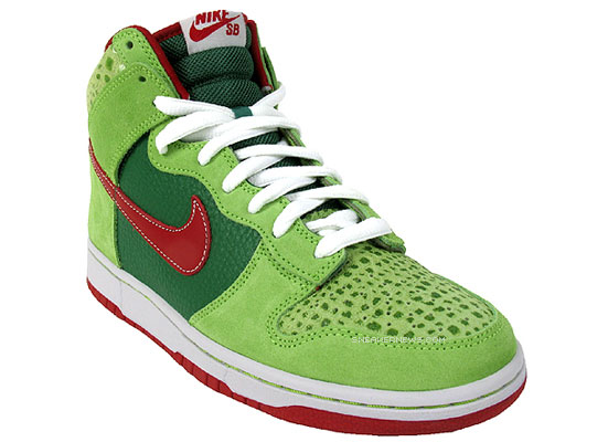 newest a1693 4d7b2 Nike Dunk High Pro SB – Dr. Feelgood