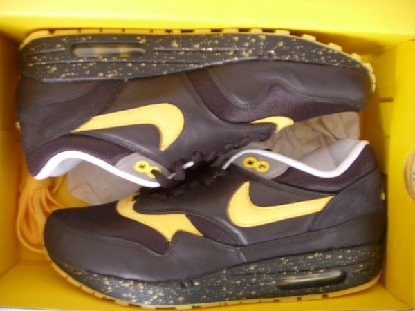 Sneakers de collection – Nike Air Max 1 Livestrong (Lance Armstrong)