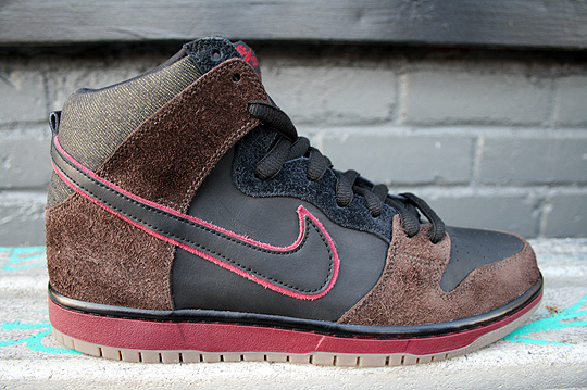 new styles 755ea fd913 Brooklyn Projects x Nike SB Dunk High Slayer – Reign in Blood