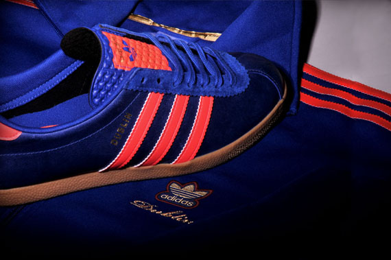 Size? 10th Anniversary x adidas City Pack – Dublin