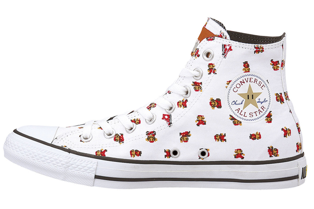 Converse Chuck Taylor All Star Hi Mario Bros