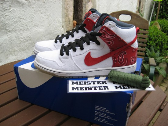 Nike Dunk High Cheech & Chong