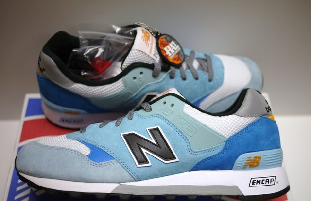 Hal x New Balance CM577 Night and Day