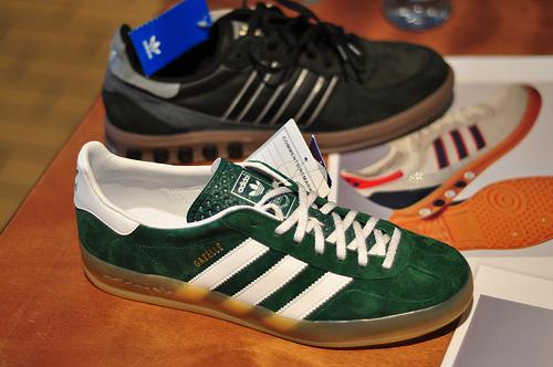 Gazelle Adidas Nouvelle Collection