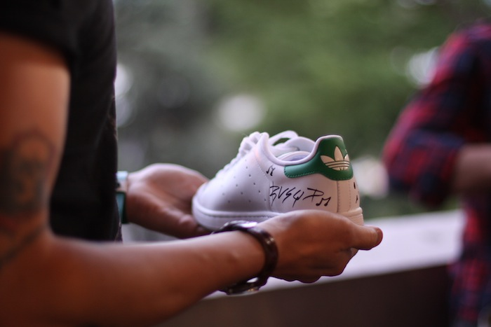 Les 40 ans de la Adidas Stan Smith