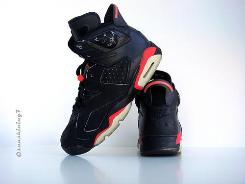 Air Jordan (VI) 6 Infrared OG (1991) – Fiche Air Jordan
