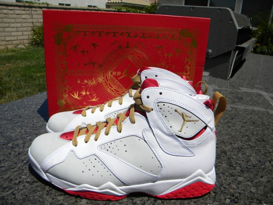 Air Jordan 7 Year Of The Rabbit