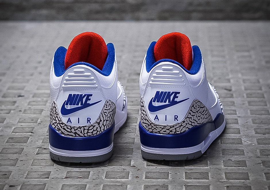 ab396b9ea3ac07 Air Jordan 3 Retro OG True Blue Cement  Nike Air  (2016) (