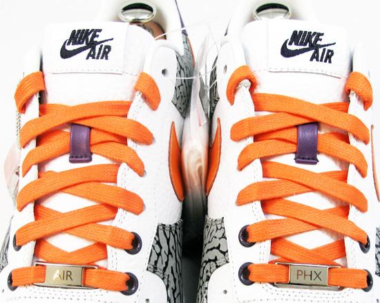 Nike Air Force 1 Bespoke Wesley Brown