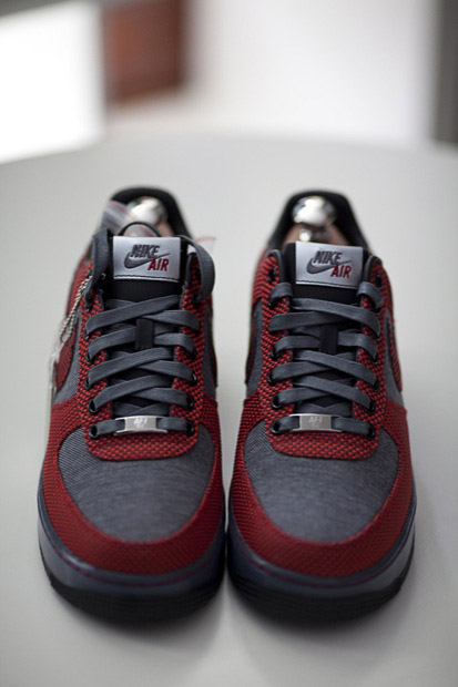 Nike Air Force 1 Bespoke Paul Nguyen