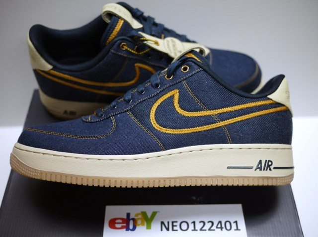 Nike Air Force 1 Low Premium Denim