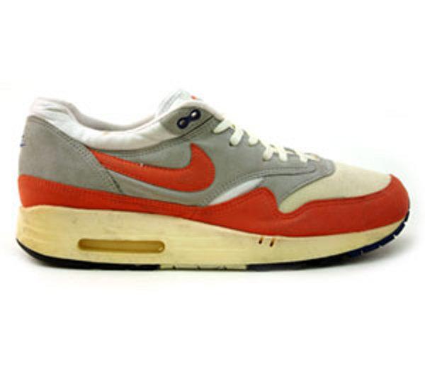 Nike Air Max 1 Original (OG) 1987 Red White (Tinker Hatfield) – Fiche Air Max 1