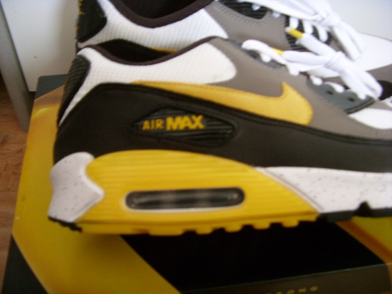 Sneakers de collection Nike Air Max 90 Livestrong (Lance