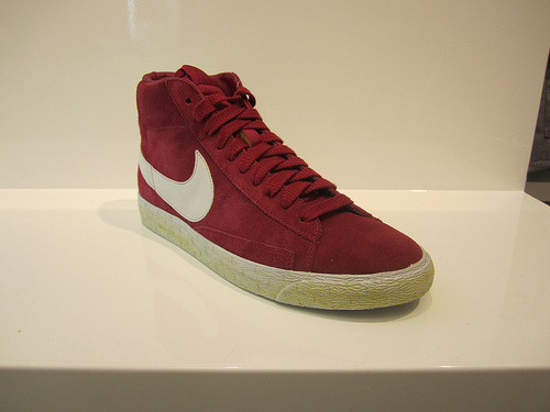Nike Blazer High - Collection Nike automne hiver 2011