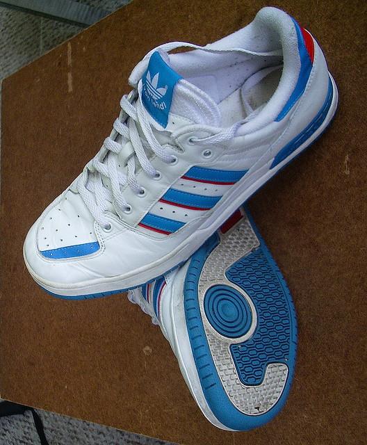 Sneakers et tennis : Adidas Edberg, Ivan Lendl, Diadora