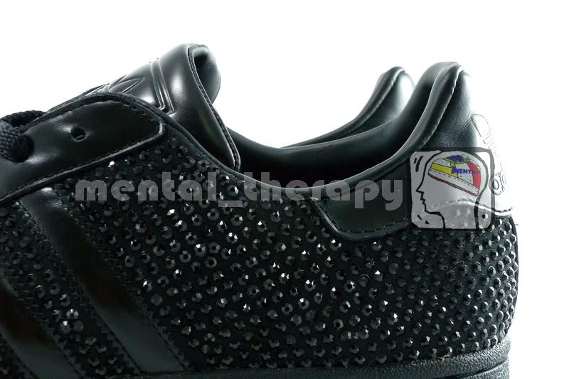 Adidas x Swarovski superstar crystal