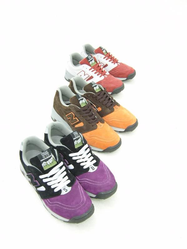 Sample New Balance 575