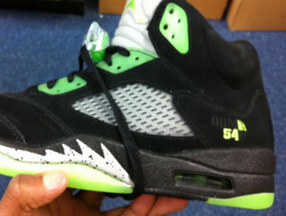 Air Jordan 5 Quai 54 Black