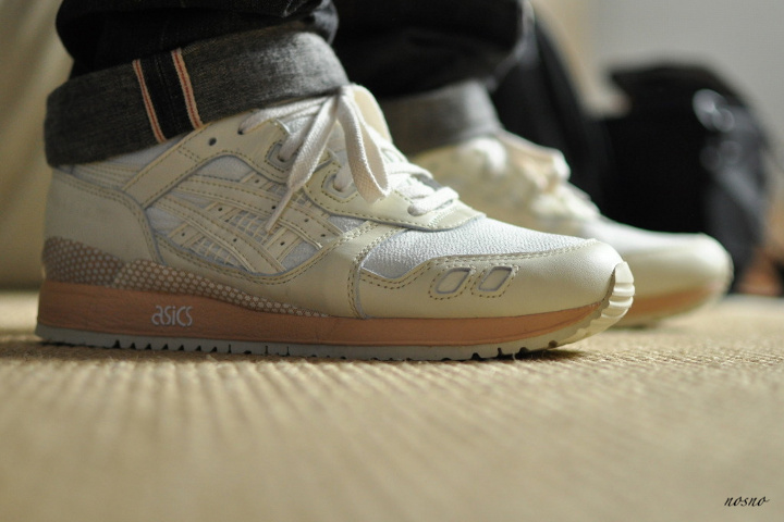 Asics Gel Lyte 3 x Zillion