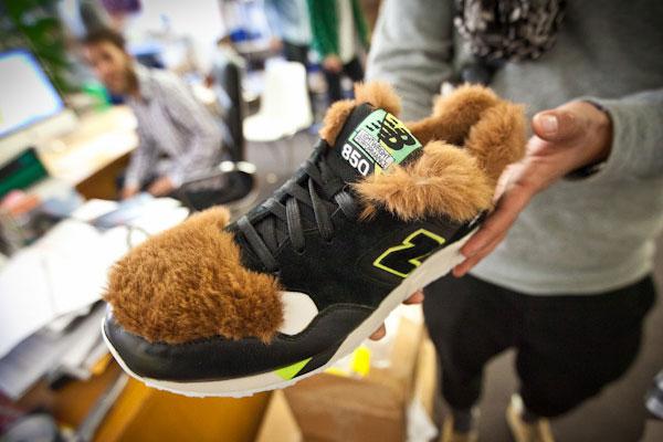 """Sample New Balance Sneaker Freaker """"Skippy"""""""