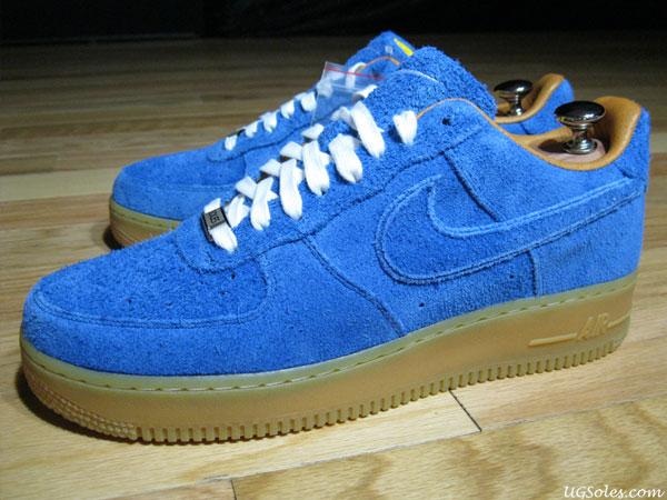"Nike Air Force 1 Bespoke ""Round 1″"