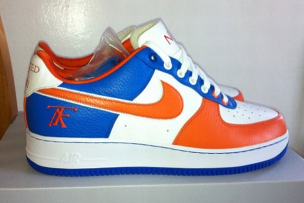 8e4a1526dd6 Les chaussures Nike Air Force 1 (One) Bespoke - Basket Nike af1 homme