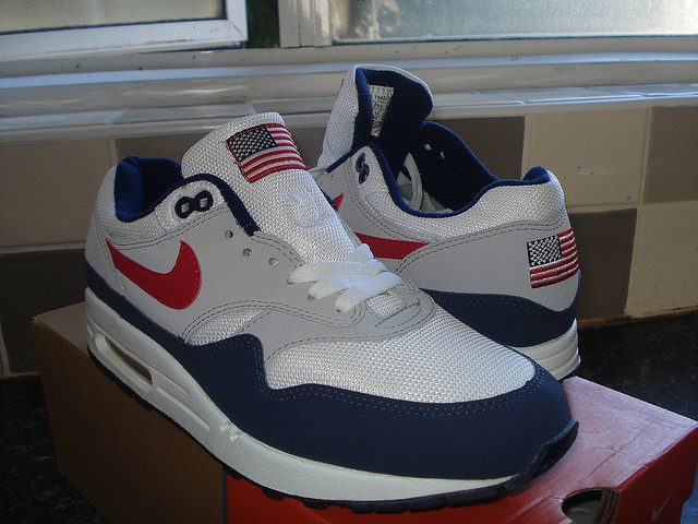 Nike Air Max 1 Original Mesh « USA » – Fiche Air Max 1
