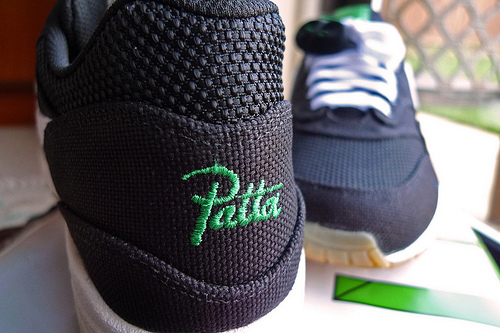 Nike Air Max 1 Patta Black TZ