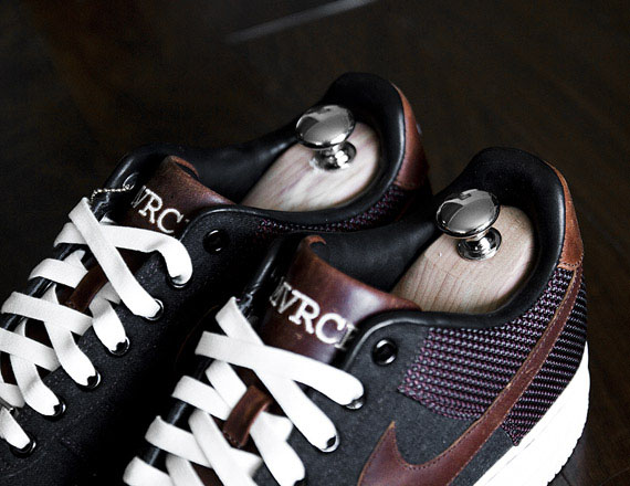 Nike Air Force 1 Bespoke 'The Maverick Project'