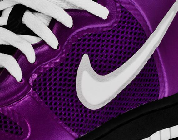 Nike Dunk Hi Hyperfuse