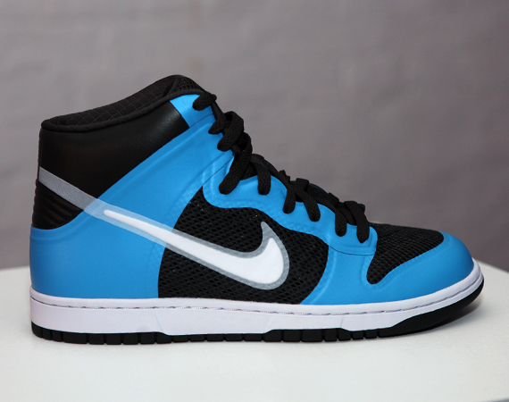 La collection Nike Hyperfuse automne hiver 2011 - Nike Dunk