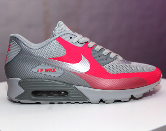 La collection Nike Hyperfuse automne hiver 2011 - Air Max 90