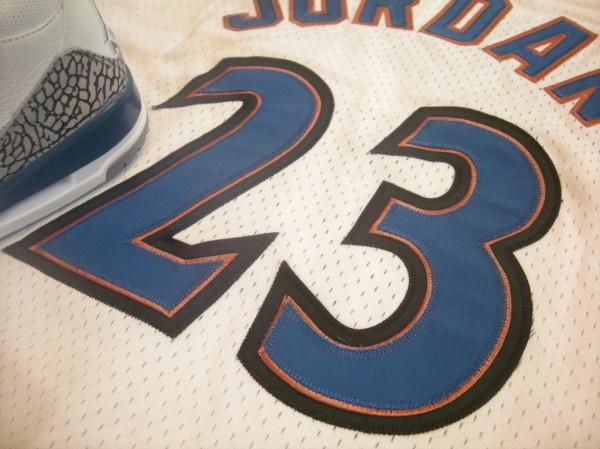Air Jordan 3 True Blue x Wizard