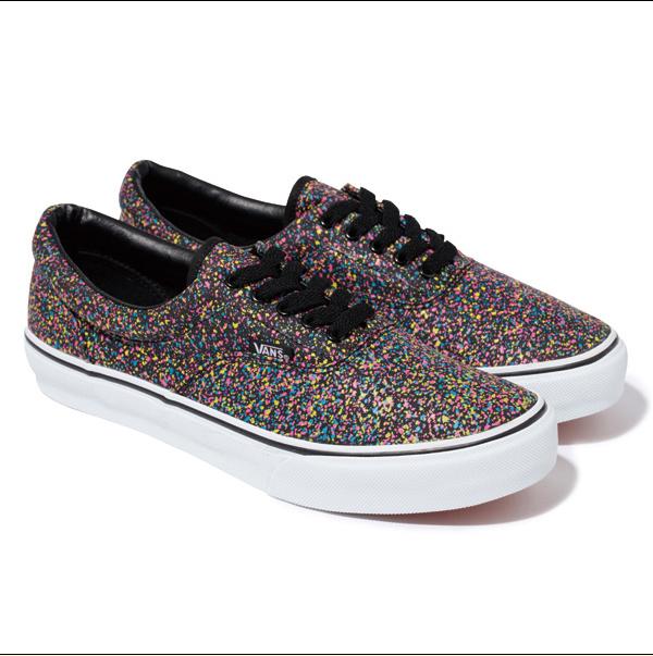X LARGE x Vans 'Speckled' Era