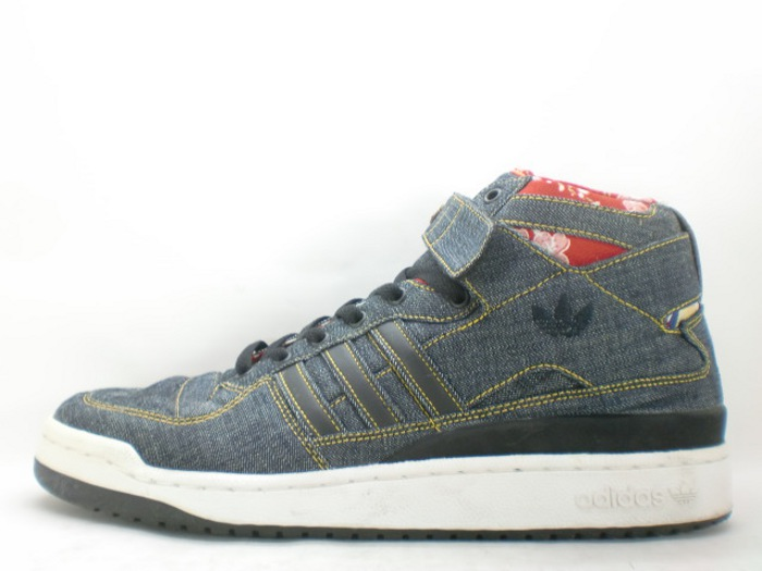 Adidas Forum Mid Denim
