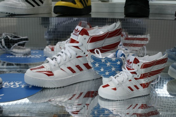 Adidas Originals Jeremy Scott automne hiver 2012