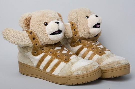 Adidas Originals Jeremy Scott Teddy Bears