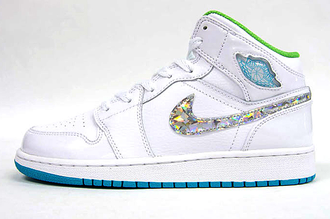 Air Jordan 1 Phat Diamond