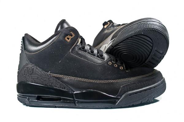 Air Jordan 3 (III)  Black Month