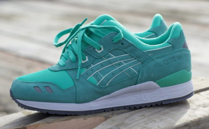 "Asics Gel Lyte 3 x Ronnie Fieg ""Mint Leaf"""